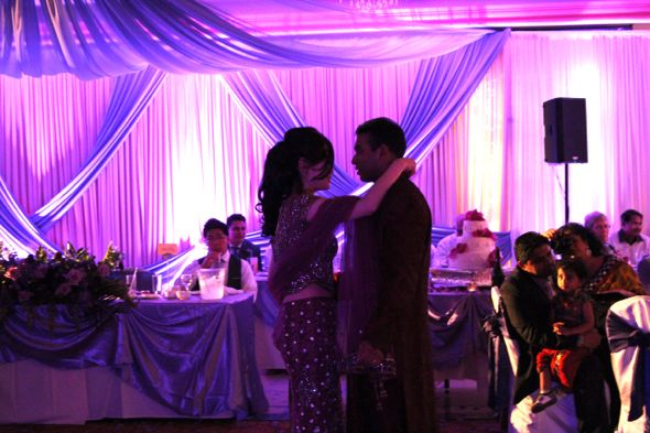 Christina and Ron's Traditional Chinese, Indian Wedding