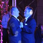 John and Joe's Gay Wedding DJ at Pazzos