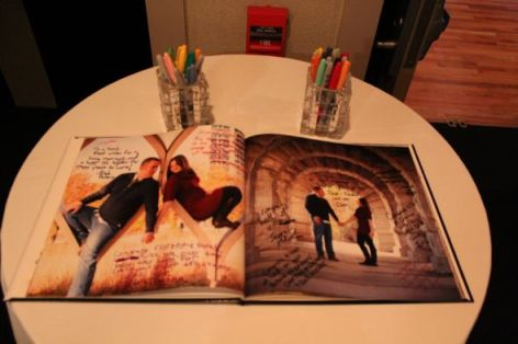 The Metropolis Ballroom - Photo Guest Book