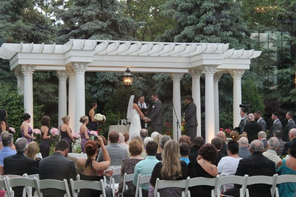 Nicole And Jareds Wedding At The Patrick C Haley Mansion