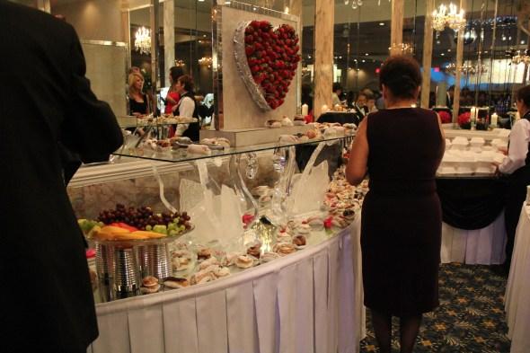 Alta Villa Banquets Sweets Table