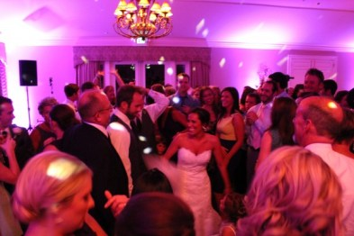 Inverness Golf Club Wedding Chicago Wedding DJ Dance Floor