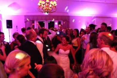 Inverness Golf Club Wedding Chicago Wedding DJ Dance Floor