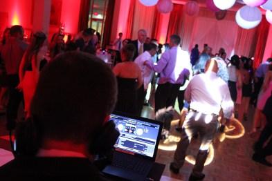 Chicago Wedding DJ Mike D a Belvedere Banquets Wedding