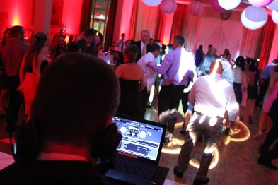 Chicago Wedding DJ Mike D a Belvedere Banquets Wedding