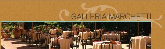 Galleria Marchetti Rustic Chic Wedding Venue
