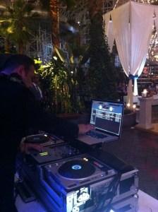 DJ David at Crystal Gardens