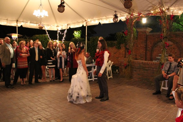 First Dance at Season's of Long Grove Wedding