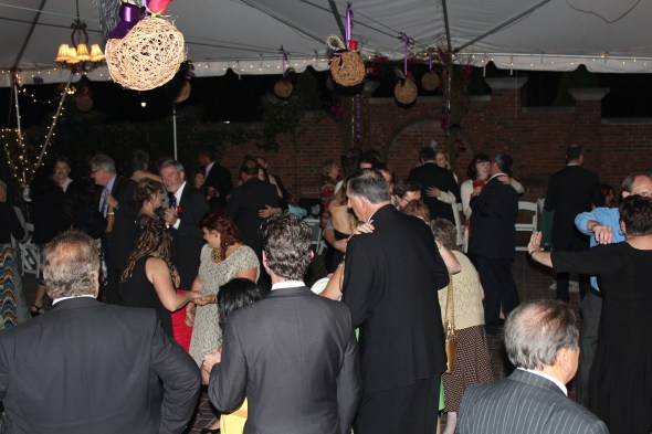 Dance Floor at Season's of Long Grove Wedding