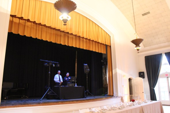 Chicago Wedding DJ at Highland Park Community House Wedding