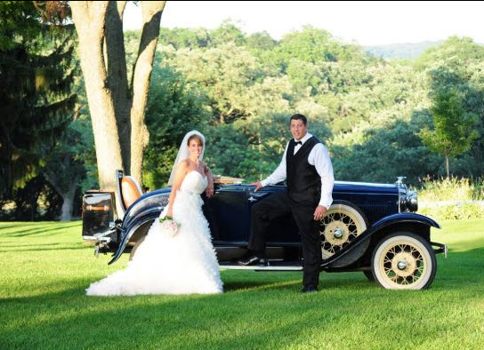 Oak Hill Country Wedding Old Ford