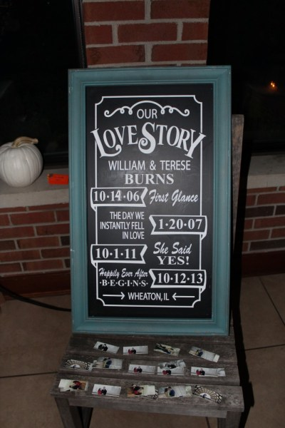 Love Story at Cantigny Park Wedding