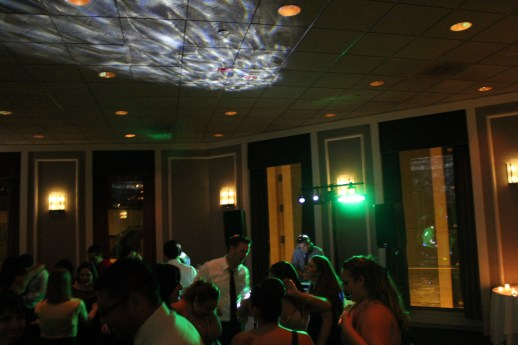 Chicago Wedding DJ at Spiaggia Wedding