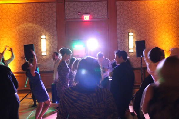 Hyatt Lodge Wedding DJ 2