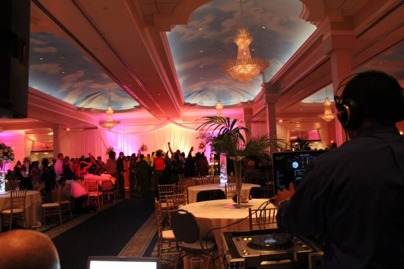 Chicago Wedding DJ at the Ashyana Banquets Wedding