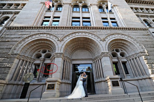 Chicago Newberry Library Wedding