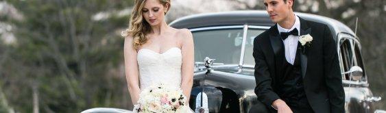 Chanel Inspired Wedding Photo Shoot