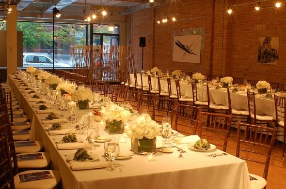 Chicago Loft Wedding Venue Floating World Gallery