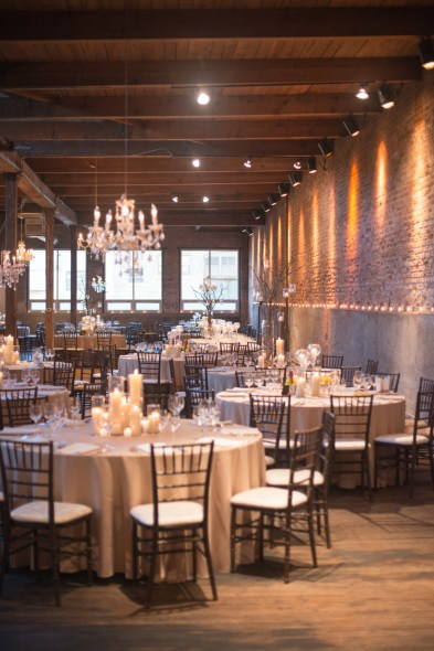 Gallery 1028 Chicago Loft Wedding Venue Lighting 2
