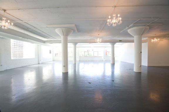 Room 1520 Chicago Loft Wedding Venue 3