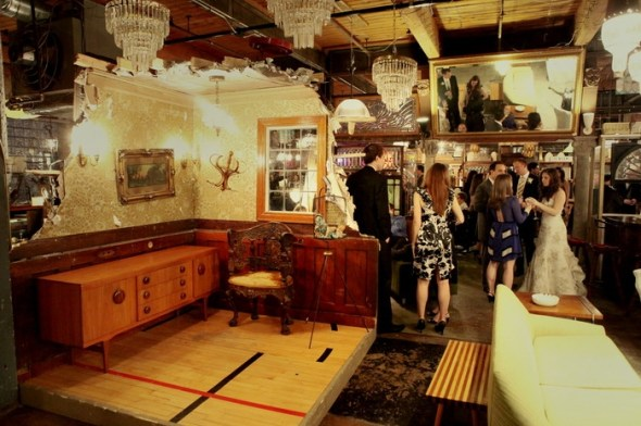 Salvage One Wedding Venue