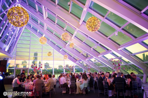 Adler Wedding Lighting by MDM