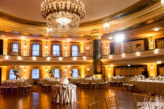 Hotel Intercontinental Chicago Wedding Lighting