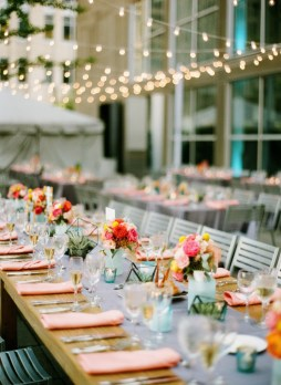 MCA Wedding Lighting