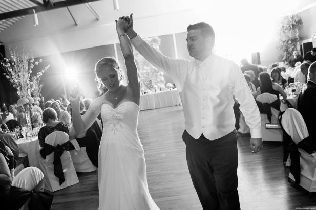Metropolis Ballroom Wedding Intros