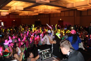 Corporate Event DJ and Lighting in Chicago