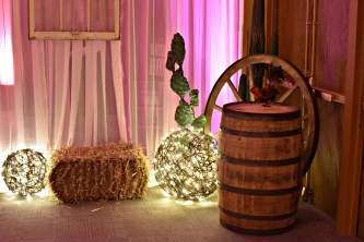 Western Themed Corporate Event Decor 2