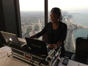Chicago DJ Kim B