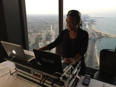 Chicago DJ Kim B