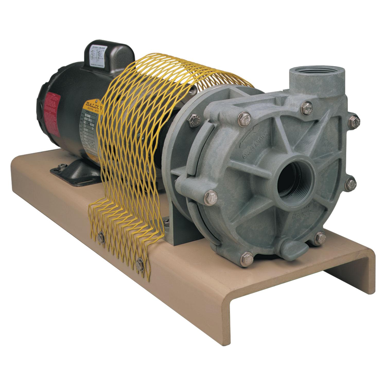 Advance 1000 Pump Pedestal Mount with Baldor Motor