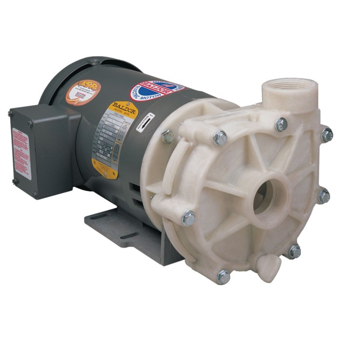 Advance 1000 Pump with Polypropylene Wet-End