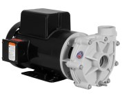 Sequence Power 1000 with black Leeson Motor left angle view