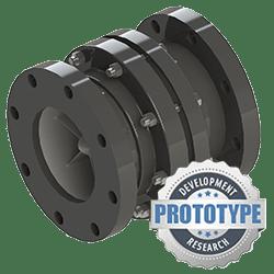 QSYS Bomba com selo de protótipo de pesquisa e desenvolvimento