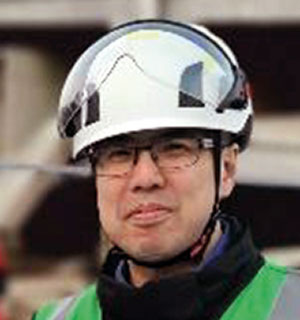 Bruce Wong MSc, FIIRSM, FICPEM is the Country Representative of International Association of Emergency Managers and the Deputy Convener of USAR Working Group of the International Technical Rescue Association. In recent years, he actively participates in the INSARAG events, including Classifications and Earthquake Response Exercises in Asia-Pacific Region.