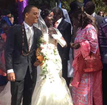 Cérémonie de mariage à Keur Moussa