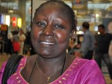 Marie-Fernande Sarr, notre correspondante au Sénégal Secrétaire Générale de MEF Sénégal