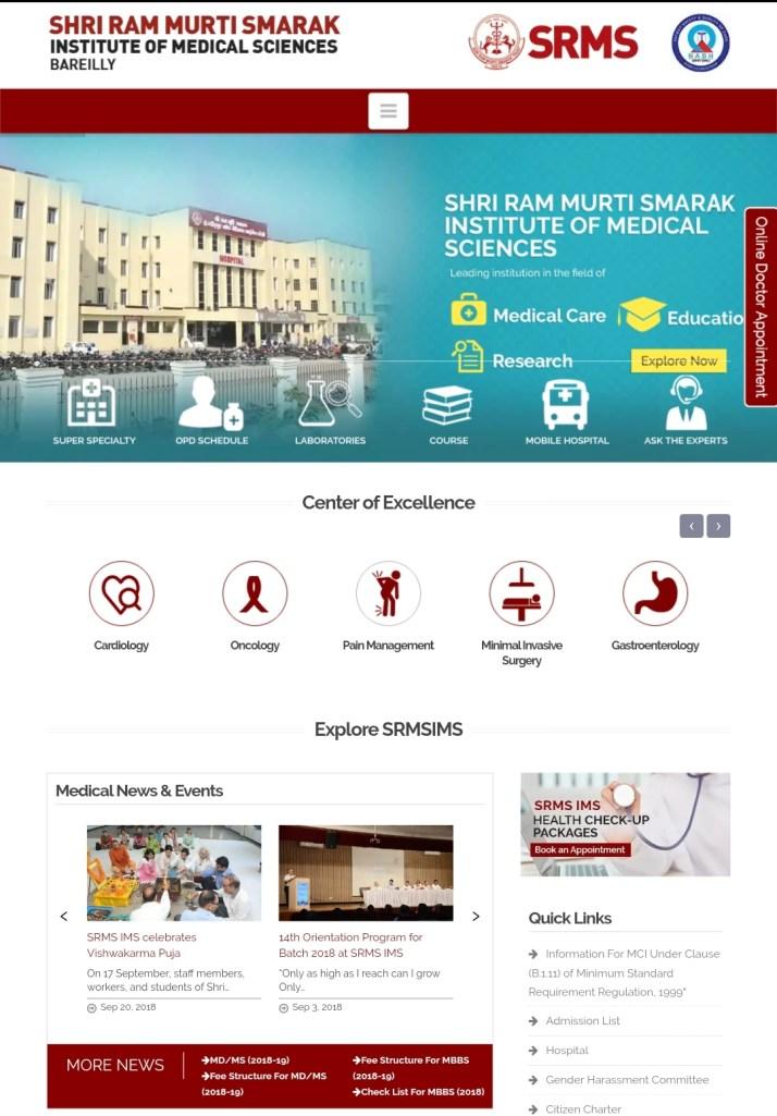 Shri Ram Murti Smarak Institute of Medical Sciences