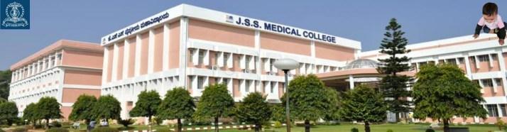 JSS Medical College admission