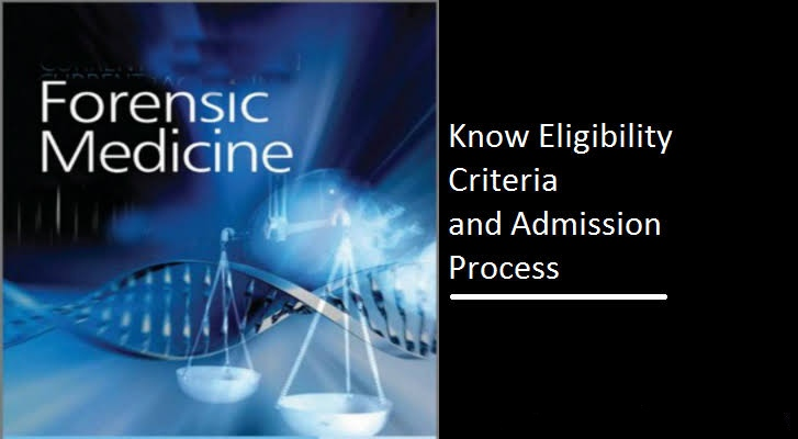 MD FORENSIC MEDICINE Admission