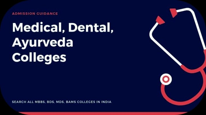 Medical, Dental, Ayurveda Colleges