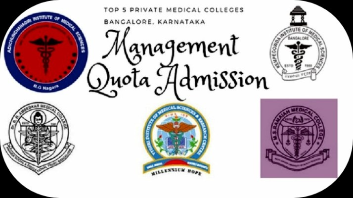 MBBS Admissions management quota