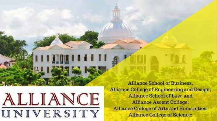 Alliance College of Engineering & Design, Bangalore