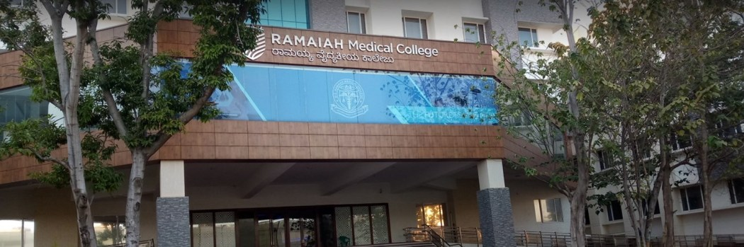 MS Ramaiah Medical College Courses