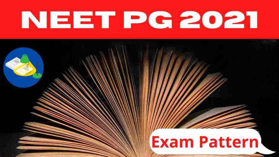 NEET PG Exam Pattern
