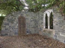 Remains of original Dunboyne Castle