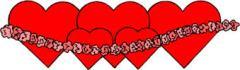 HeartsInARow